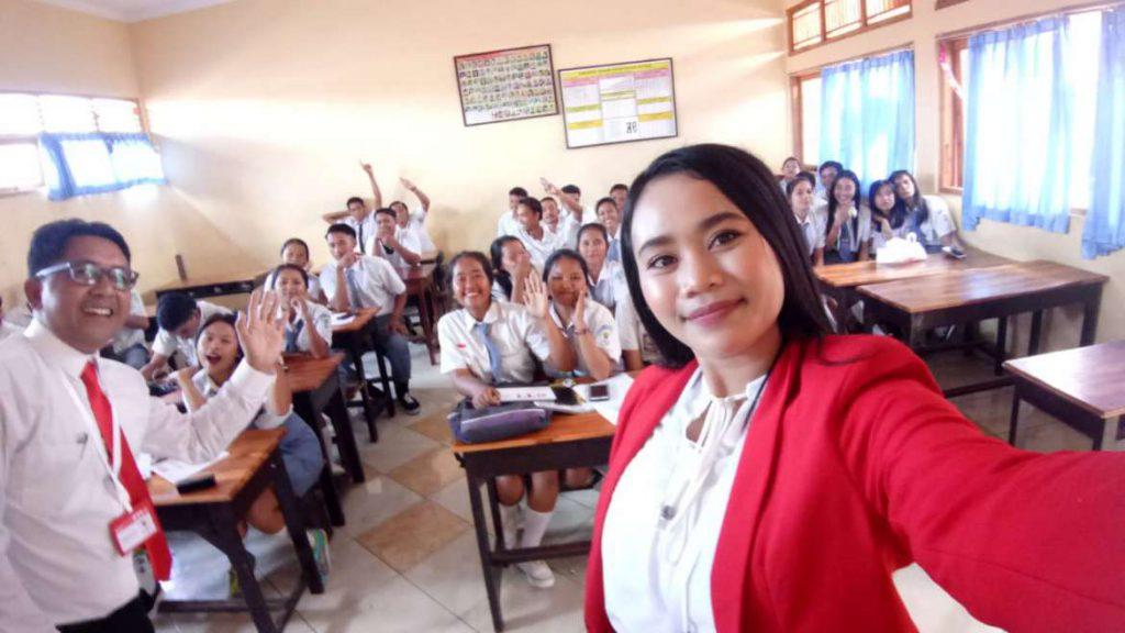 Kegiatan Sosialisasi ITS di sekolah SMASMK di Kabupaten Buleleng 1
