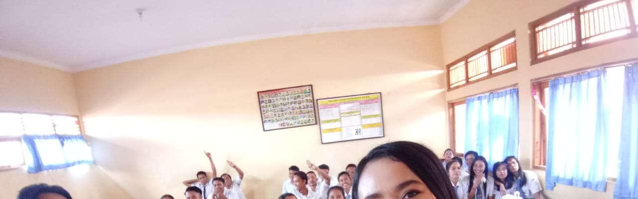 Kegiatan Sosialisasi ITS di sekolah SMA/SMK di Kabupaten Buleleng