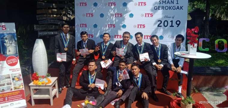 ITS Support Graduation SMA/SMK Kabupaten Buleleng