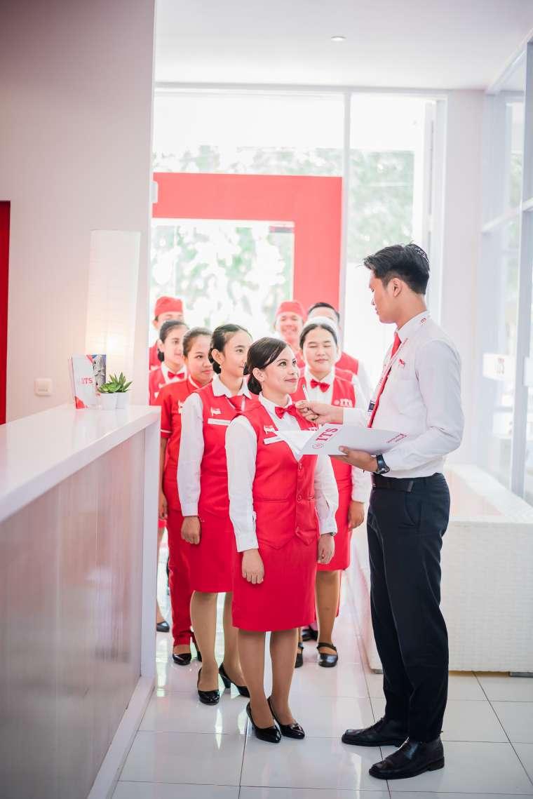 Grooming atau Penampilan Student Hospitality