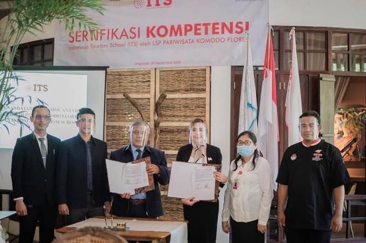Pelaksanaan Uji Kompetensi (UJK) Sektor Pariwisata di Bidang Hotel dan Restoran 1